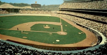 when was dodger stadium built